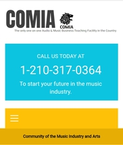 Best Recording Studio in San Antonio Texas Comia